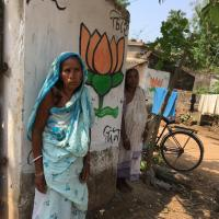 Graffiti Still Fresh On Walls, The State Gears Up For Another Election